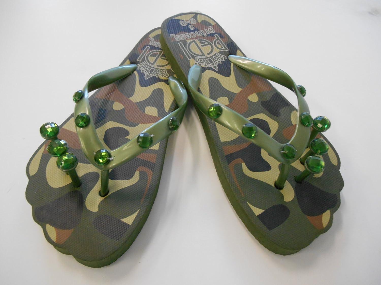 d5aaeb1f1af01 Amazon.com  Pedi Princess Pedicure Flip Flops  Shoes