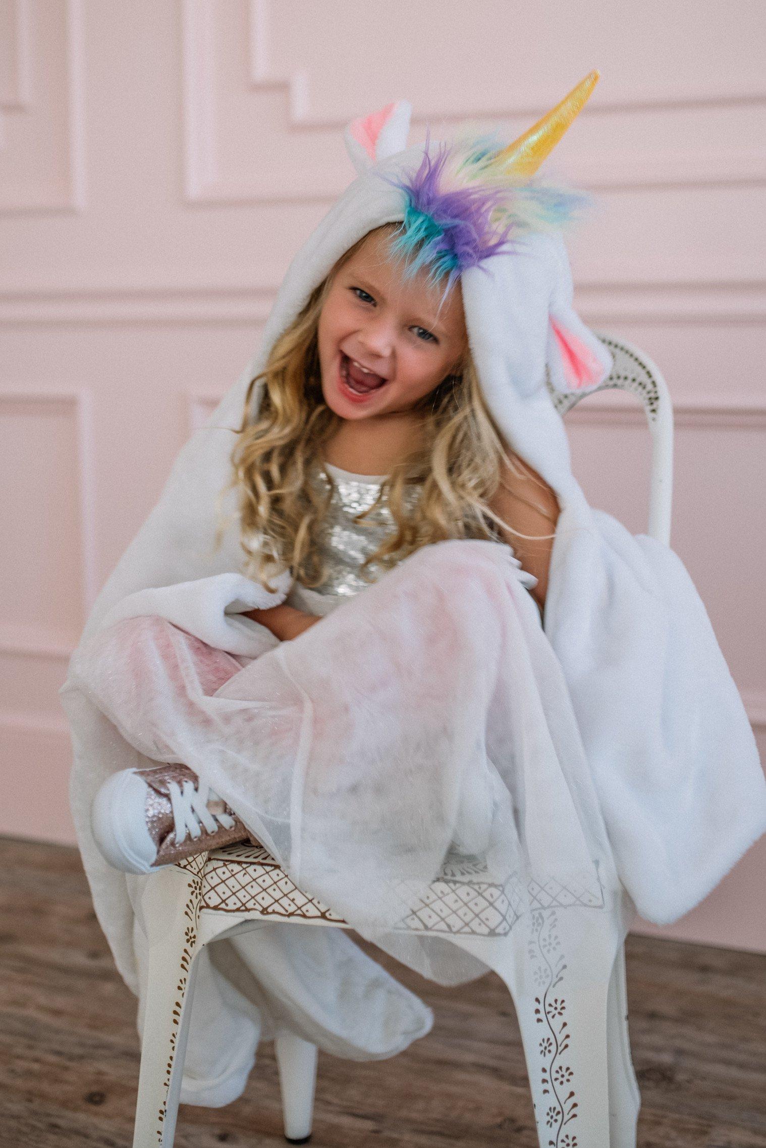 JaceyLane - Unicorn Blanket | Comfortable Soft Mink Fabric Blanket| by JaceyLane (Image #5)