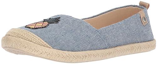 12a3ebe4254 Roxy Women s Flora Slip On Shoe Chambray  Amazon.ca  Shoes   Handbags