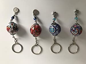 TPT Keychain Sweet Multicolor Beautifully Engraved (Mixed)
