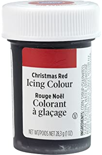 Wilton Icing Colour 1-Ounce Red No Taste: Amazon.ca: Grocery ...