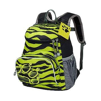 885647010bcd Jack Wolfskin Little Joe Backpack Children green black 2018 outdoor daypack