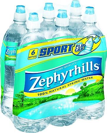 Zephyrhills Spring Water 700ml 6pk