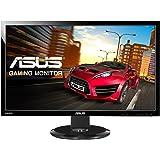 Asus VG278HE 68,58 cm (27 Zoll) Monitor (Full HD, VGA, DVI, HDMI, 2ms Reaktionszeit) schwarz