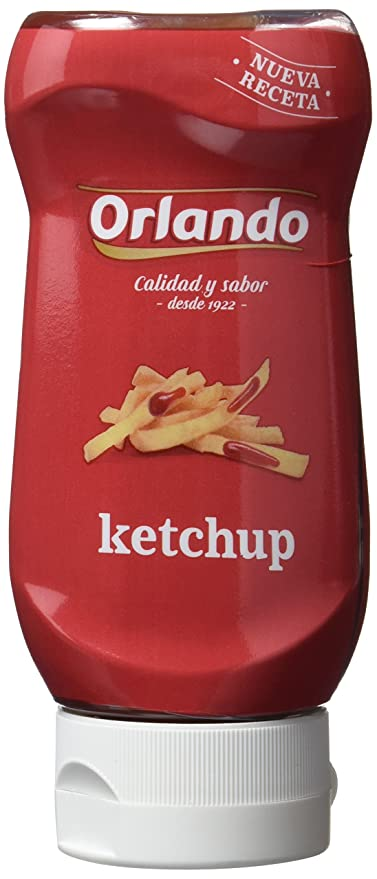 Orlando Salsa Ketchup - 265 g