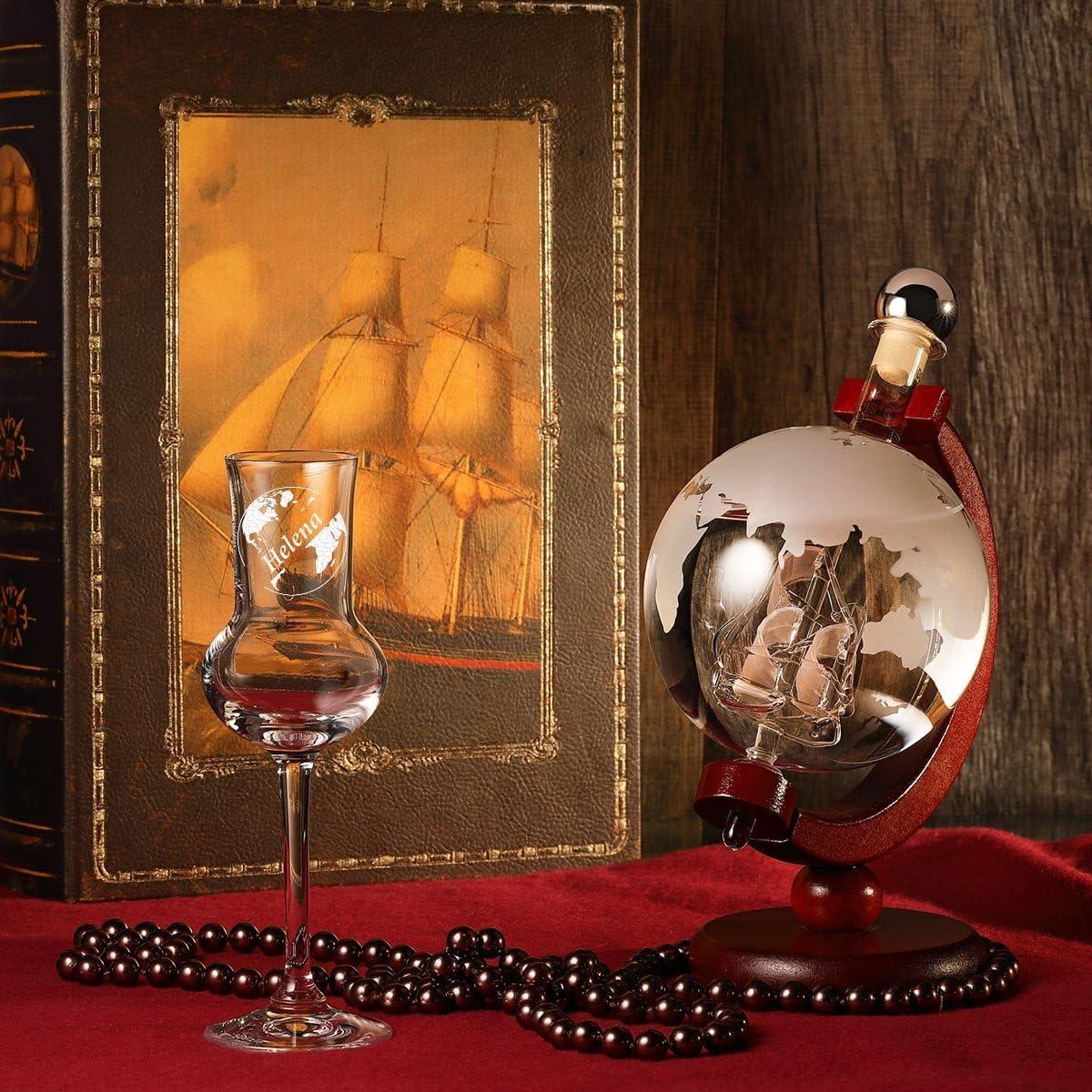 Geschenkidee Geburtstag Weihnachten Grappaglas 87ml Grappakelch ...