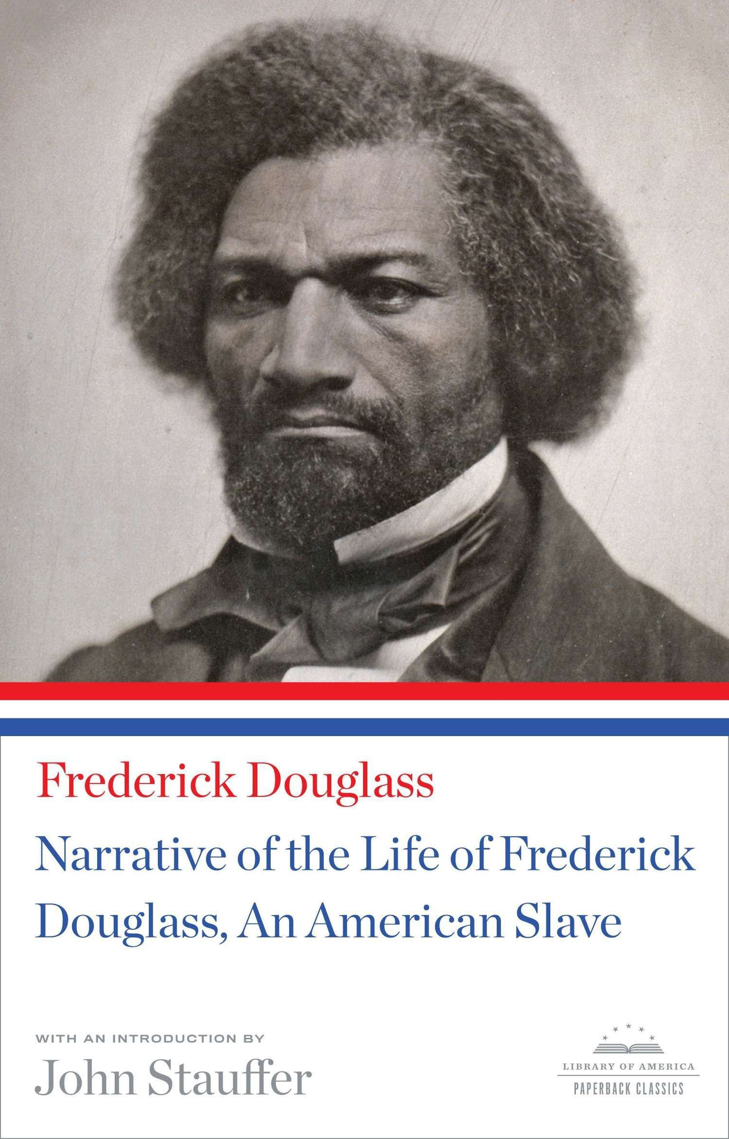 Download Narrative of the Life of Frederick Douglass, An American Slave: A Library of America Paperback Classic pdf epub