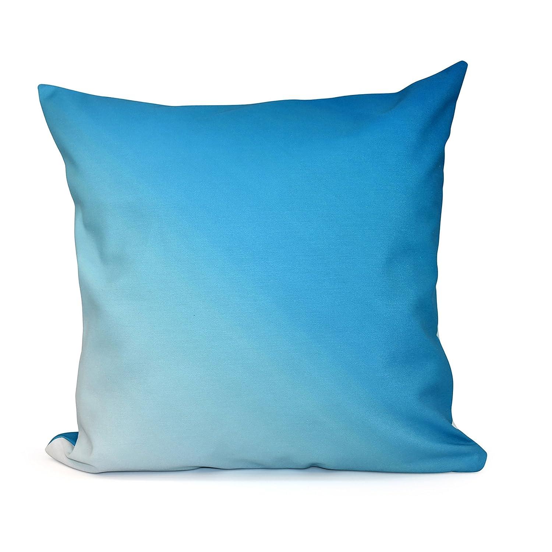 E by design Decorative Pillow Blue