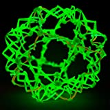 4E's Novelty Expandable Fidget Ball (Glow in the Dark) Expanding Breathing Sphere Stress Reliever Fidget Toy Kids & Adults -