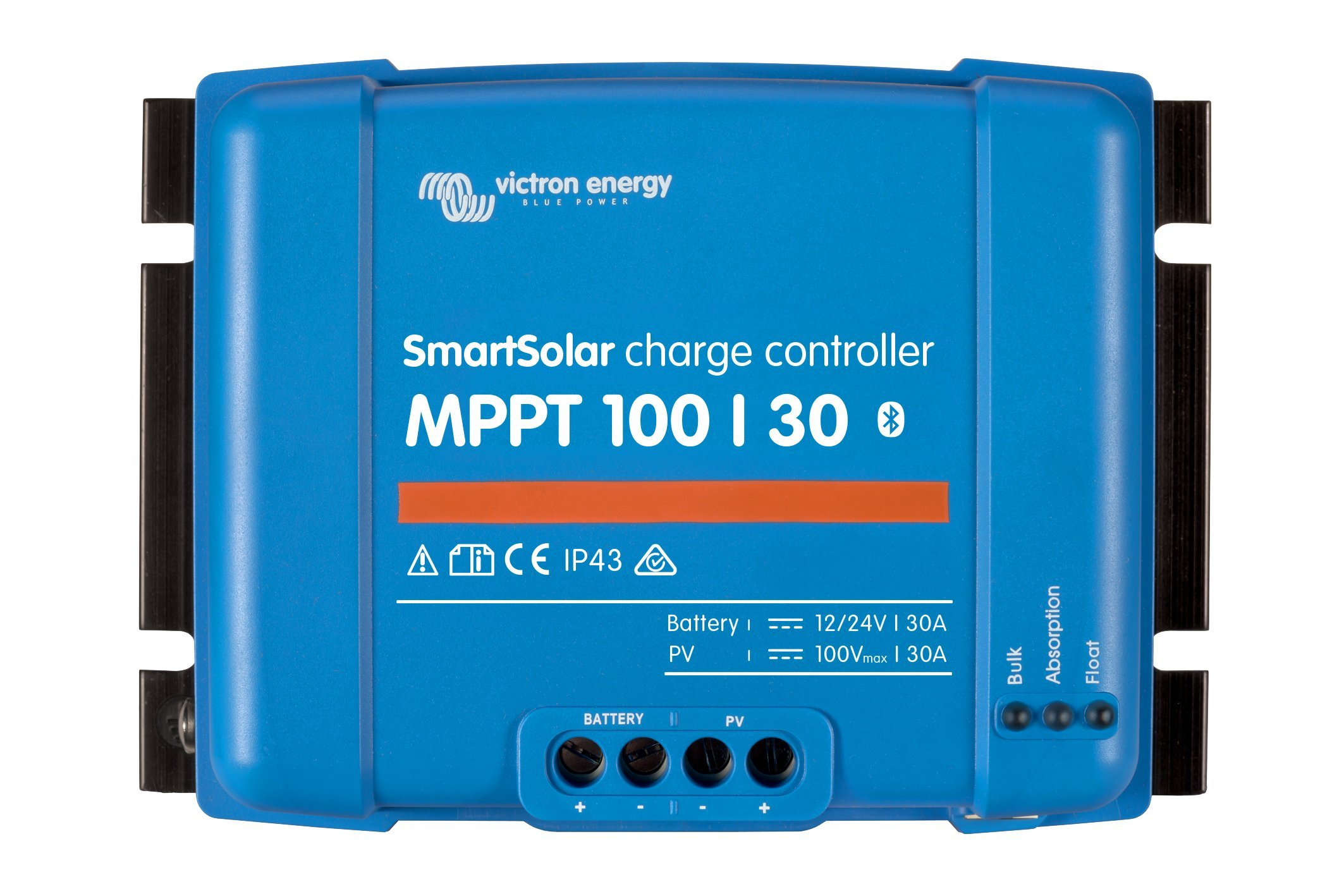Victron Energy BlueSolar MPPT 100/30 Charge Controller by AM Solar