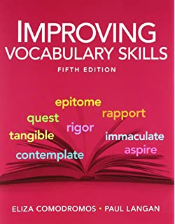 improving vocabulary skills 5th edition answer key chapter 6