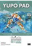 Frisk 85GSM A4Yupo Pad, carta, bianco, 30x 21x 1cm