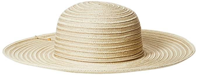 d8973c31e6f Nine West Women s Packable and Radial Mix Floppy Hat