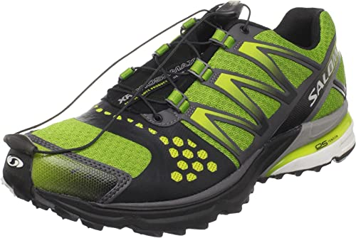Salomon XR Crossmax - Zapatillas de running para hombre, color Verde, talla 39 1/3 EU: Amazon.es: Zapatos y complementos