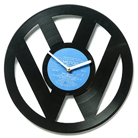 Unique Clock Volkswagen   Home Décor   Unique Kitchen Wall Clocks   Wall  Clock Volkswagen