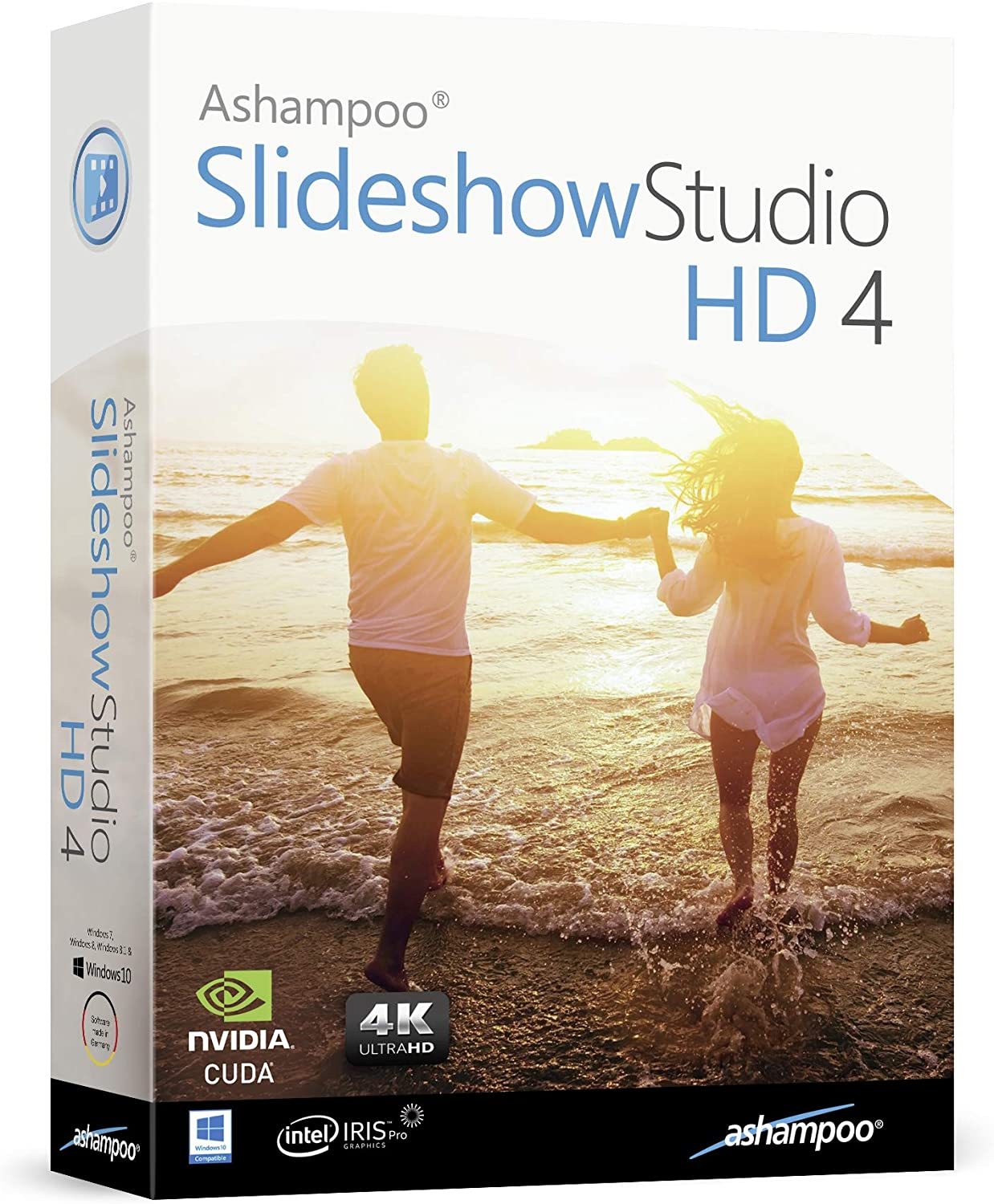 Slideshow Studio for Windows 10, 8.1, 7 - Turn your wedding, birthday and vacation photos into beautiful videos with music, transitions and effects 81rW4CIqMLL