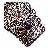 3dRose cst_38027_2 Exotic Leopard Animal Print