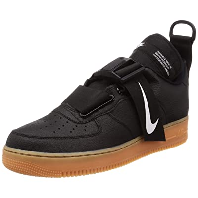 Nike Men\'s Air Force 1 Utility Black AO1531-002   Shoes