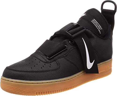 air force 1 utility noir