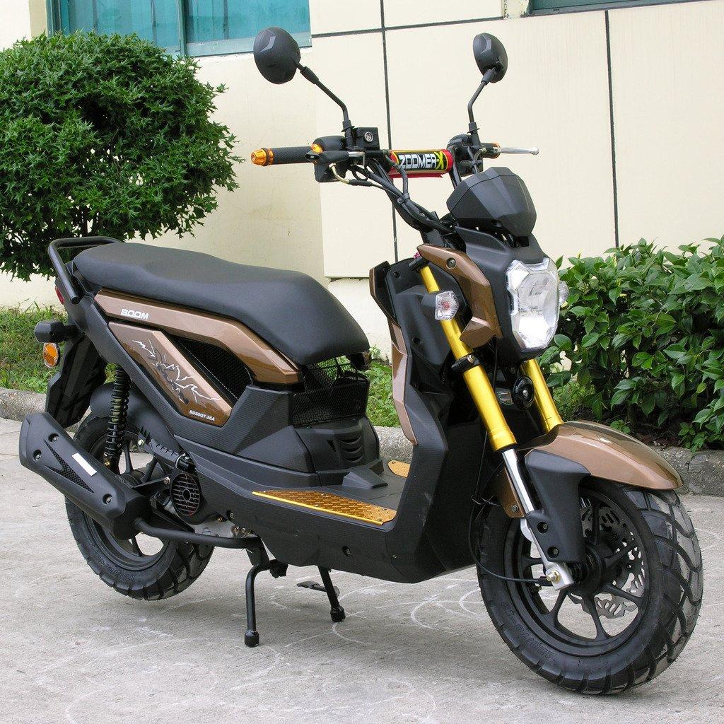 CRT Boom 50 cc gasolina Moped/patinete bd50qt-26 a 12 ...