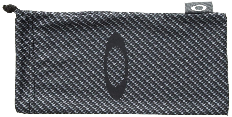 5c4e7f4a4fc Amazon.com  Oakley Microbag Sunglass Accessories - Carbon Fiber One Size   Clothing