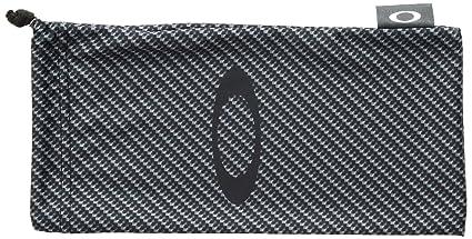 080978e020 Amazon.com  Oakley Microbag Sunglass Accessories - Carbon Fiber One ...