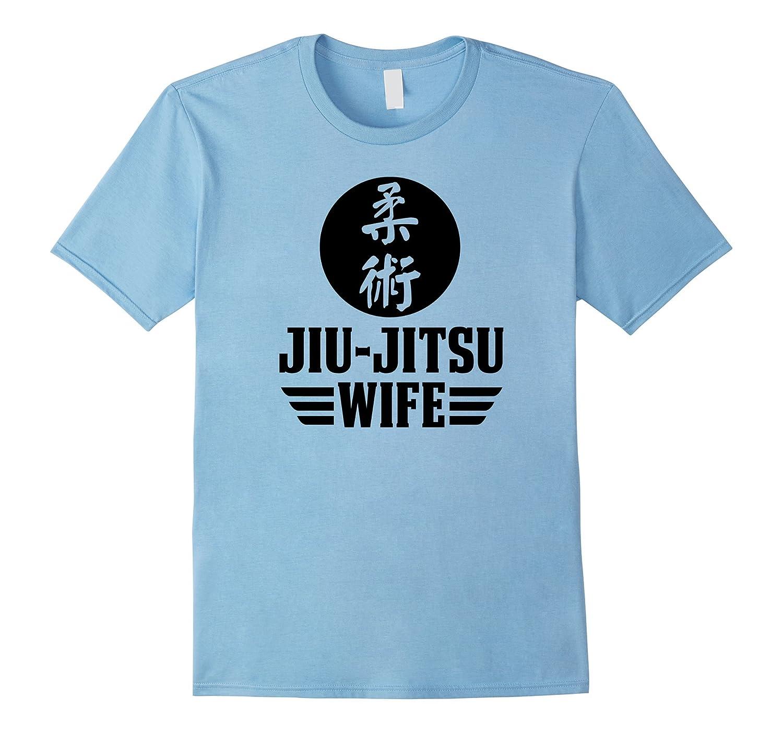 263bd85dcf1 Jiu Jitsu Wife T-Shirt for Women Girls Ladies - Japanese-ANZ