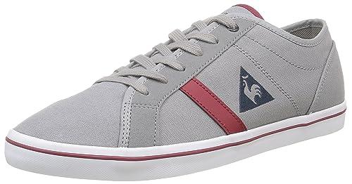 Le Coq Sportif Aceone, Zapatillas para Hombre, Gris (TitaniumTitanium), 45 EU: Amazon.es: Zapatos y complementos