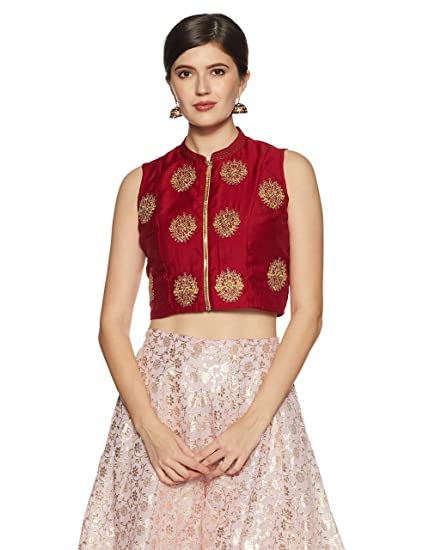 d832ddf040 Trishaa by Pantaloons Choli: Amazon.in: Clothing & Accessories