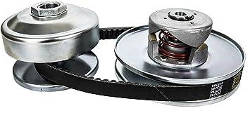 "40 Series Torque Converter 5//8/""Driven 1/""Driver Clutch Pulley Set Kit Comet 40D"