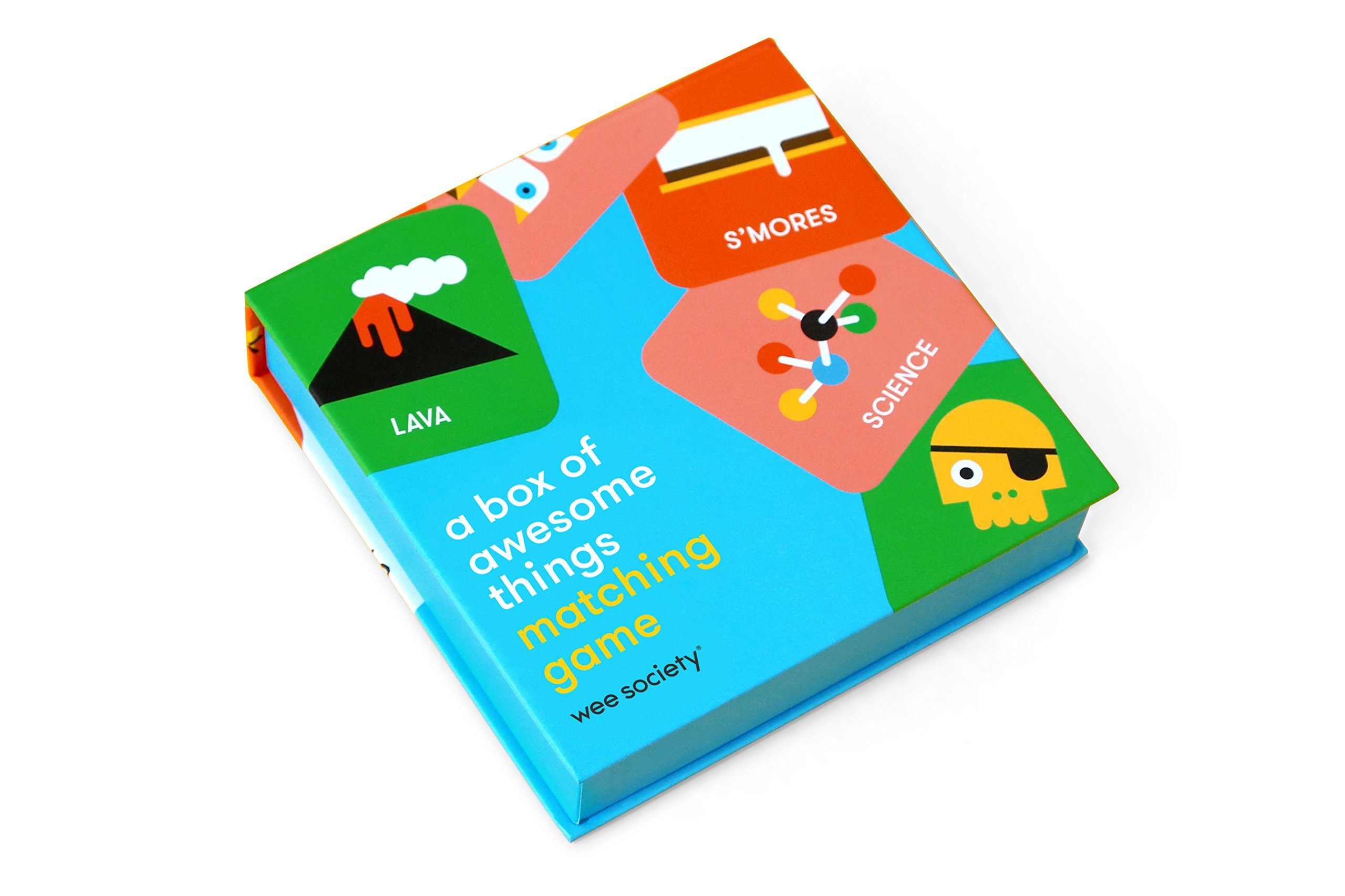 A Box of Awesome Things Matching Game (Wee Society) pdf