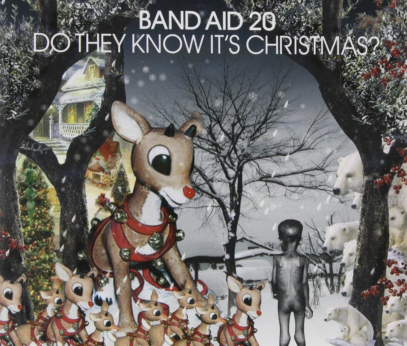 Do They Know It\'S Christmas - Band Aid 20: Amazon.de: Musik