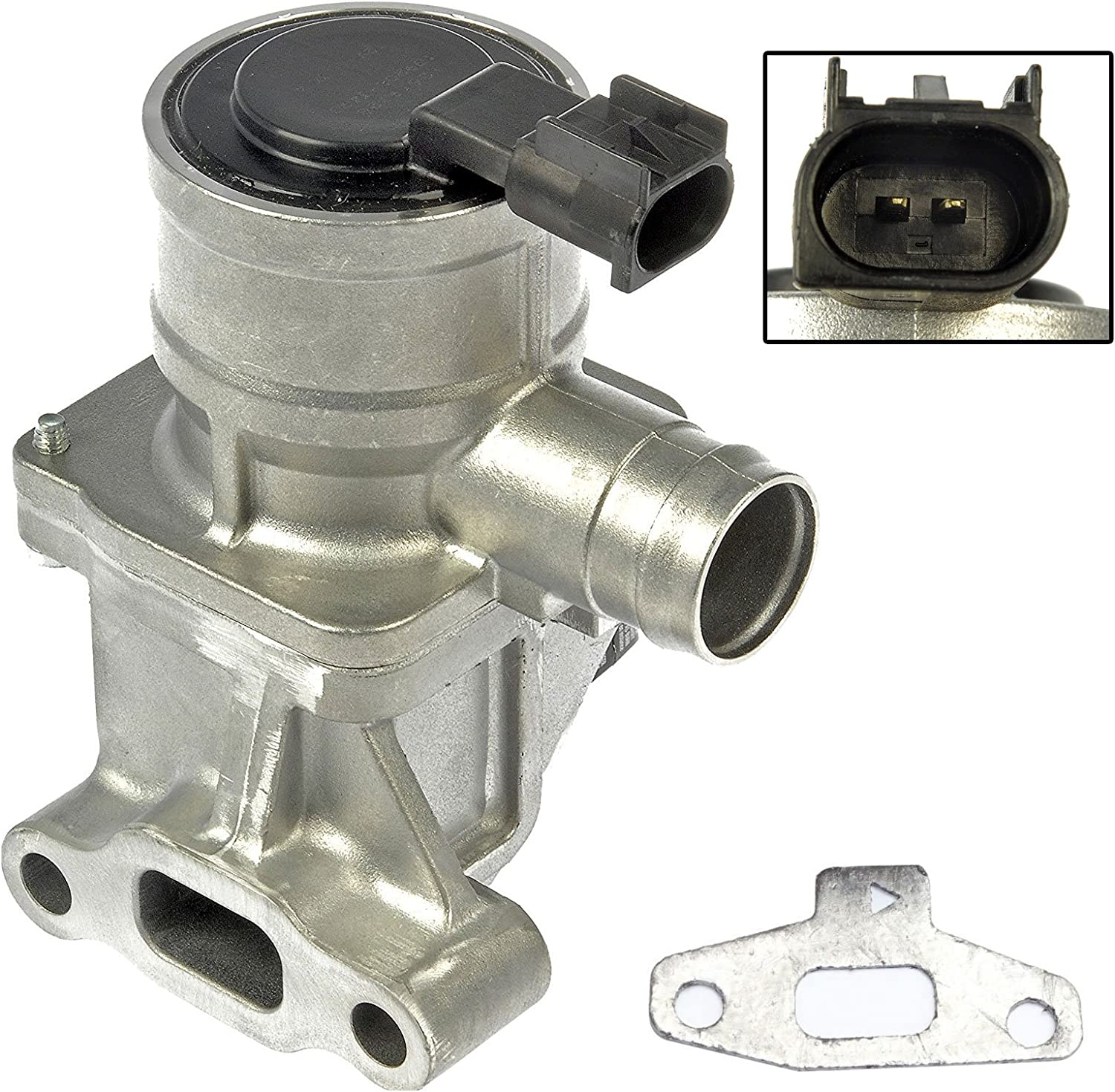 Air Injection Check Valve For Olds Chevy Chevrolet Trailblazer GMC Envoy Replaces OE# 12575655