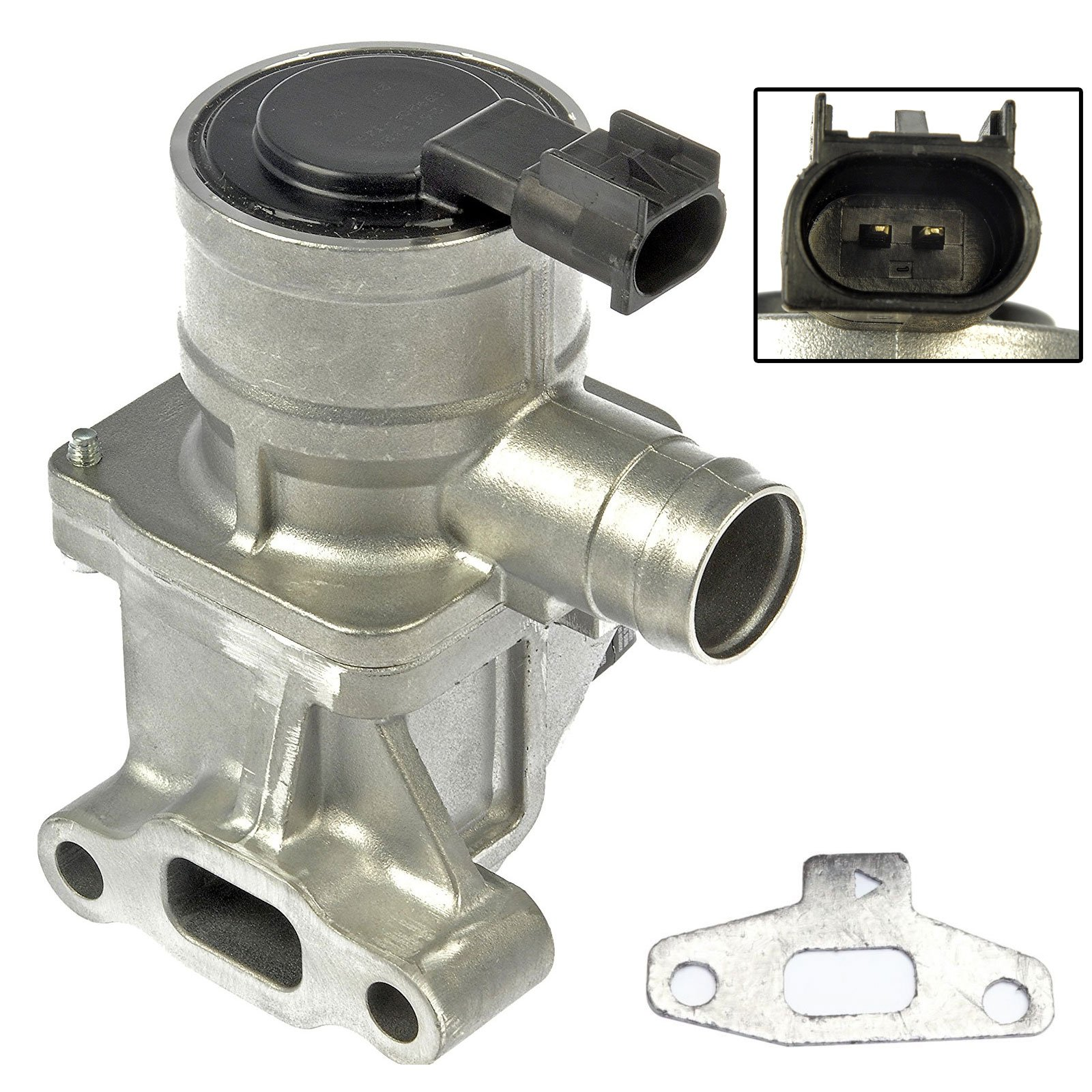 Air Injection Check Valve For Olds Chevy Chevrolet Trailblazer GMC Envoy Replaces OE# 12575655 by Auto Parts Prodigy