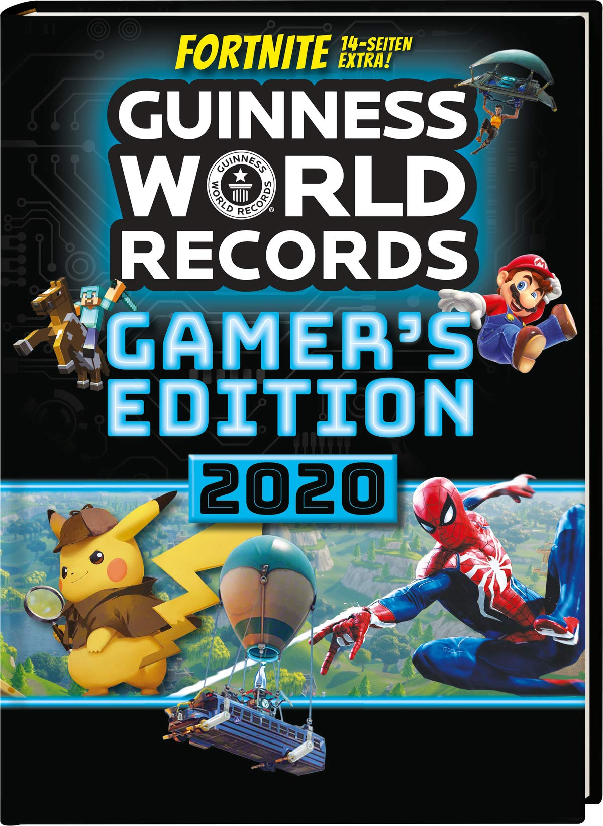 Guinness World Records Gamer's Edition 2020  Deutschsprachige Ausgabe