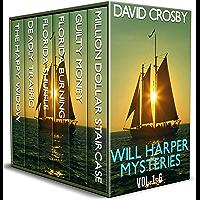 Will Harper Florida Thrillers: Vol. 1-6 (Will Harper Mysteries)