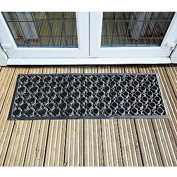 Bon Rubber Double Door Mat