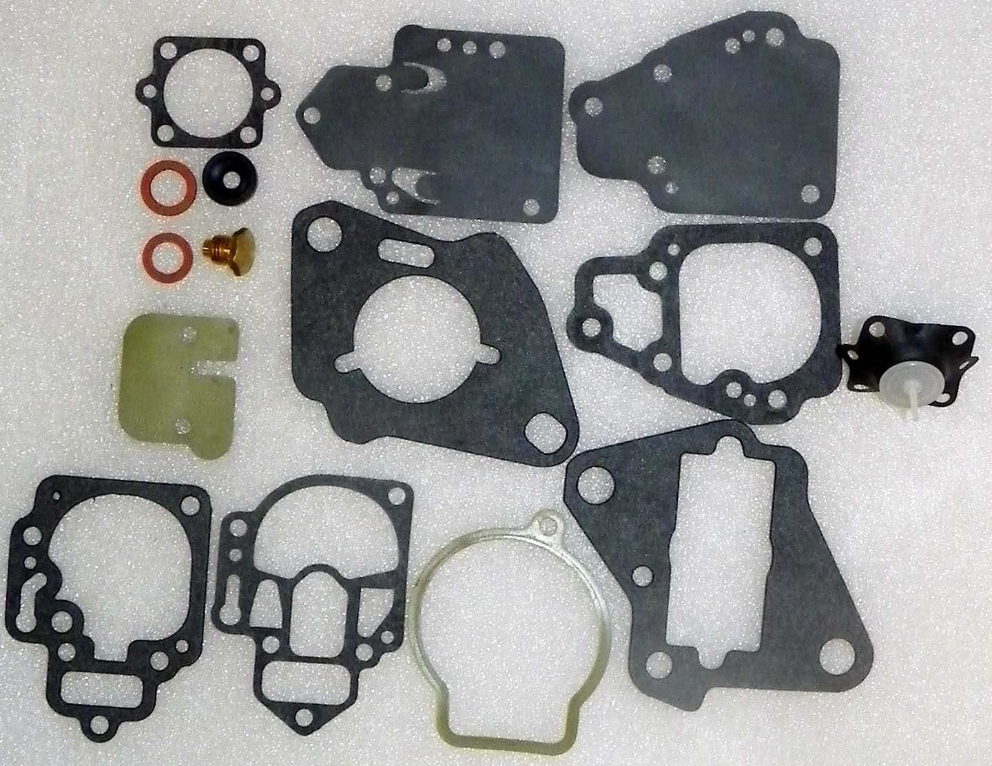 MERCURY Complete Carburetor Kit 9.9 Hp A197112-Up WSM 600-05 OEM# 1395-9761-1