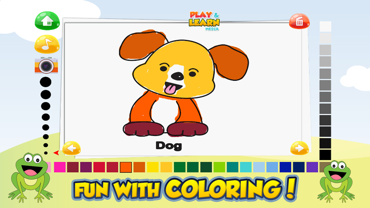 Jeux éducatifs préscolaires et maternels gratuits - ABC Kids - Jeux éducatifs tout-en-un pour ...
