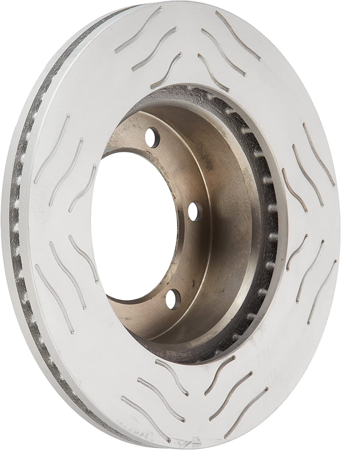 ACDelco 18A1340SD Specialty Performance Front Disc Brake Rotor Assembly for Severe Duty