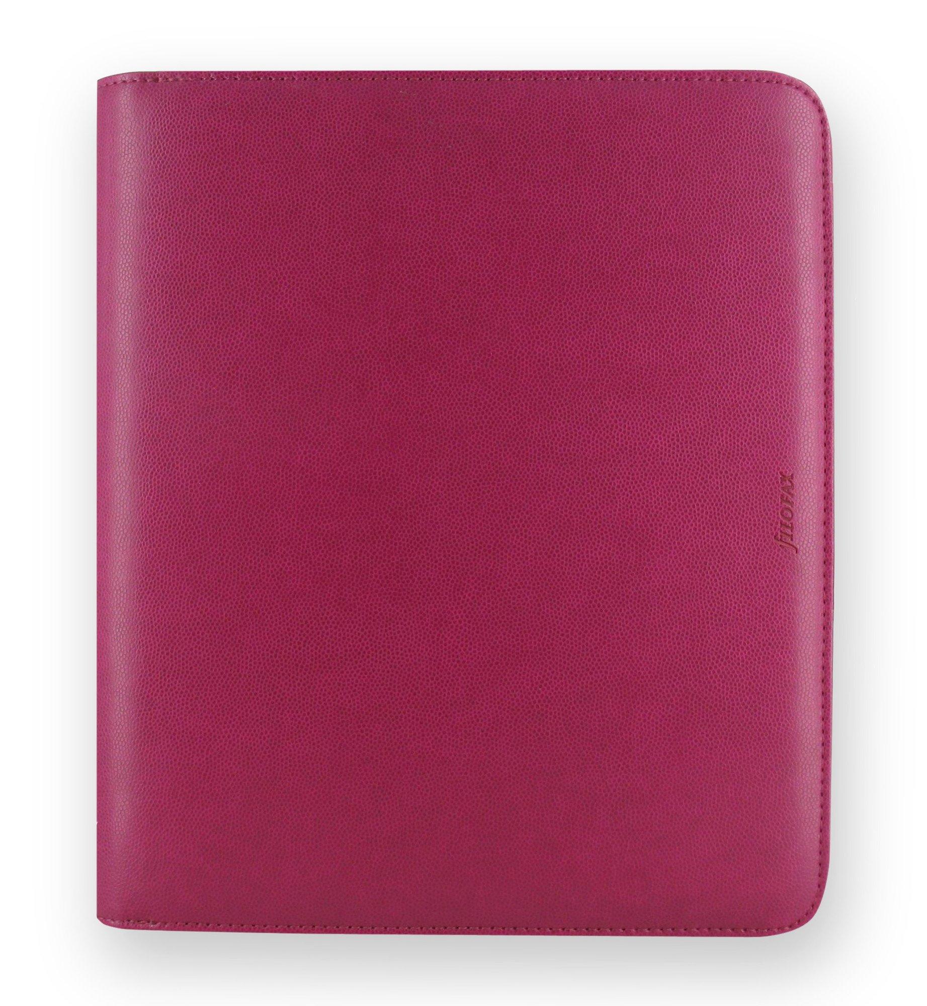 Filofax Pennybridge Raspberry iPad Holder A5 Organizer - FF-028037