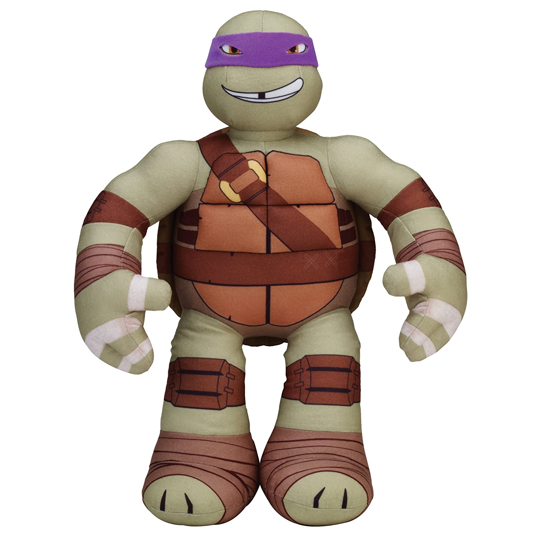 Teenage Mutant Ninja Turtles Pre-Cool Half Shell Heroes Ninja Practice Pal Donatello Plush