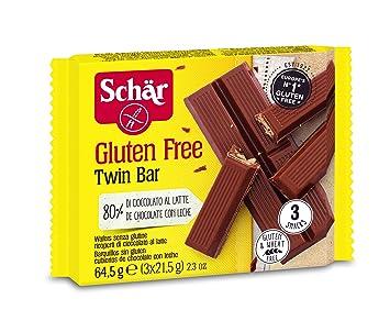 Schär Twin Bar, 7er Pack (7 x 64,5 g)