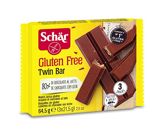 schär individual Bar, 7er Pack (7 x 64,5 G): Amazon.com ...