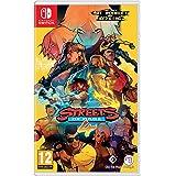 Streets of Rage 4 + Chaveiro + Livro - Switch