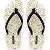 eNaR Women's White Color Flip-Flops and House Slippers