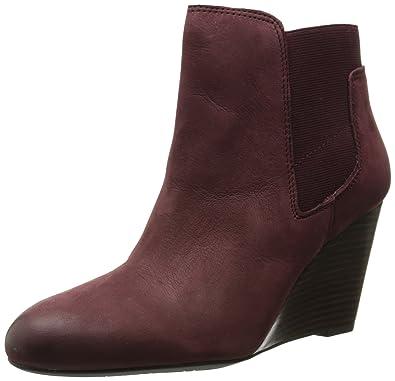 Women's Octagon Wedge Boot
