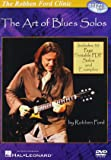 Ford Robben Art Blues Solos Gtr DVD