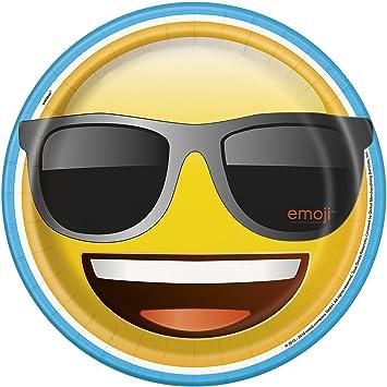 Emoji Dinner Plates 8ct  sc 1 st  Amazon Canada & Emoji Dinner Plates 8ct Plates - Amazon Canada