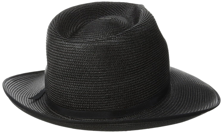 Stetson Men s Stratoliner Florentine Milan Straw Hat f2a61be4f0b